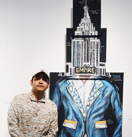 Naufal Abshar - Seniman Muda Indonesia yang Mendunia