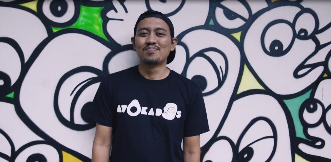 The Popo - Seniman Muda Indonesia yang Mendunia