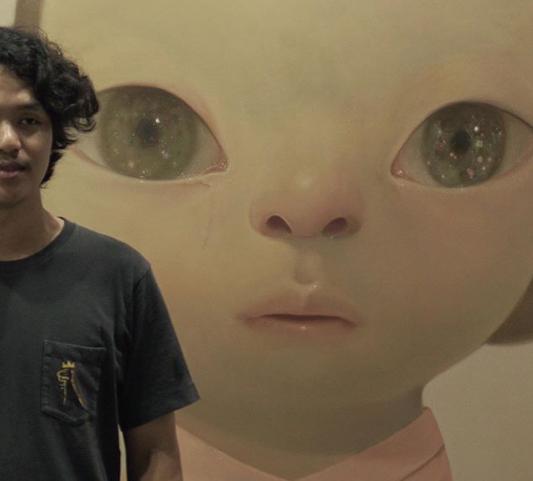 Roby Dwi Antono - Seniman Muda Indonesia yang Mendunia