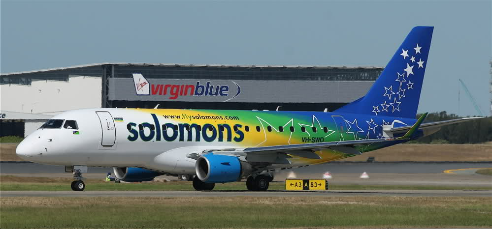 Solomon Airline (foto: Mick R)