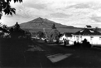 Kauman Salatiga antara 1920-1940
