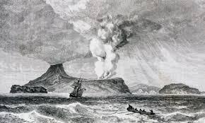 Gambaran letusan 1883