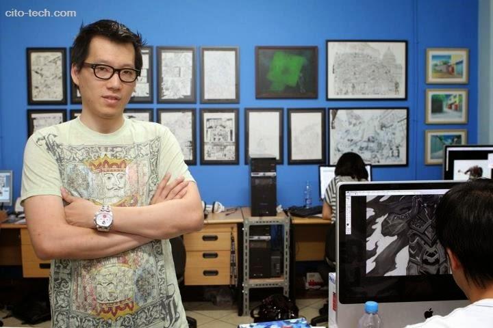 Christiawan Lie (foto: soulofjakarta.com)