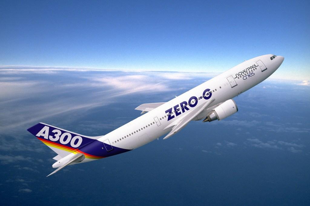 Airbus A-300 ( untuk 300 penumpang )