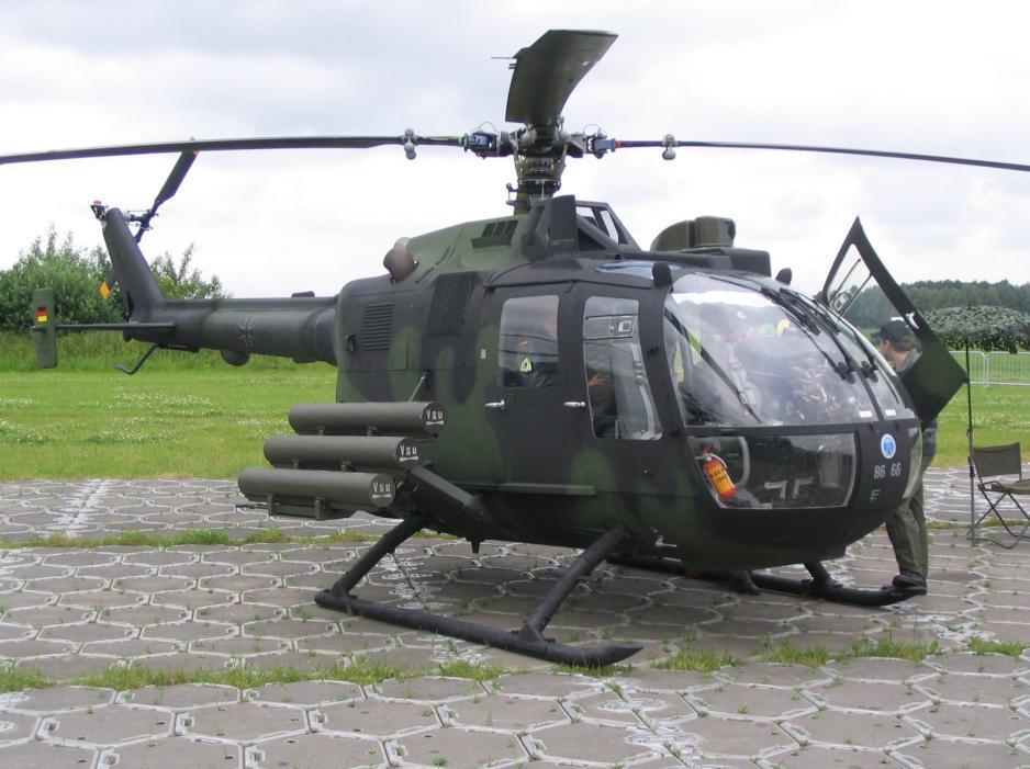 Helikopter BO-105